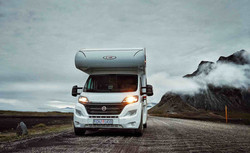 Autocaravana Islandia Motorhome