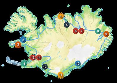 Vuelta a Islandia en 15 días - Todo Islandia agencia especializada