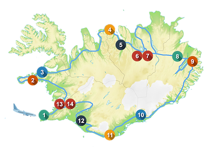 Campers Reykjavík - Campervan Iceland - Motorhome Rental Iceland