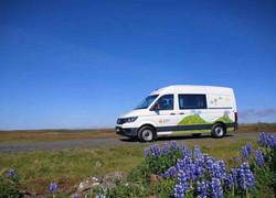 Campervan 4x4 en Islandia