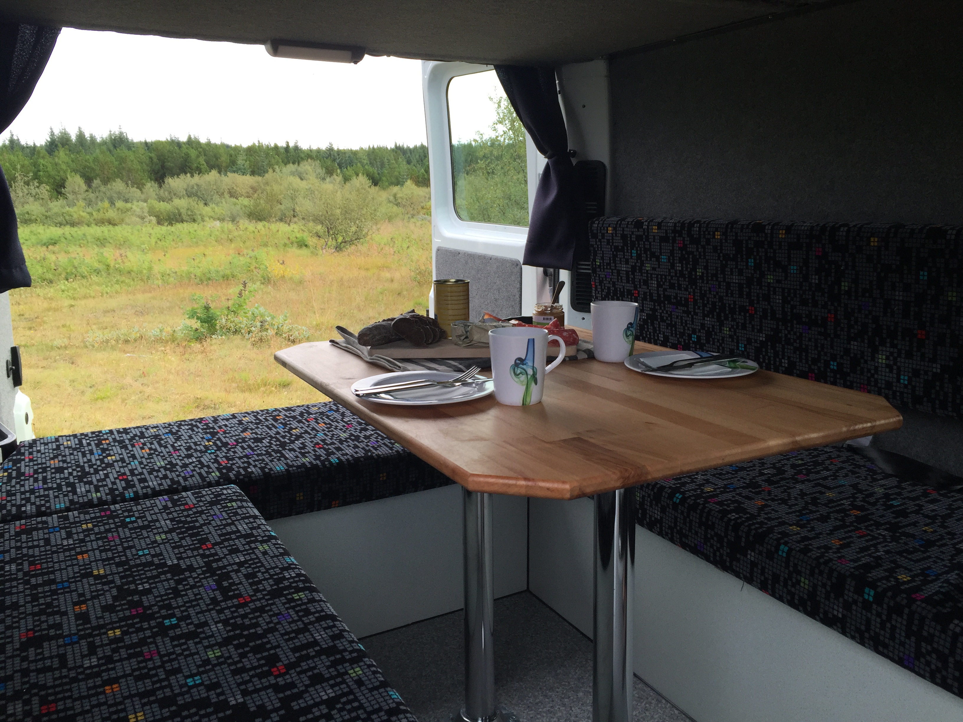 Motorhome Iceland - Campers Iceland
