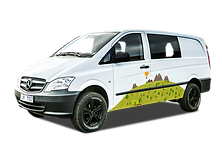 Campervan Rental in Iceland - Campervan Iceland