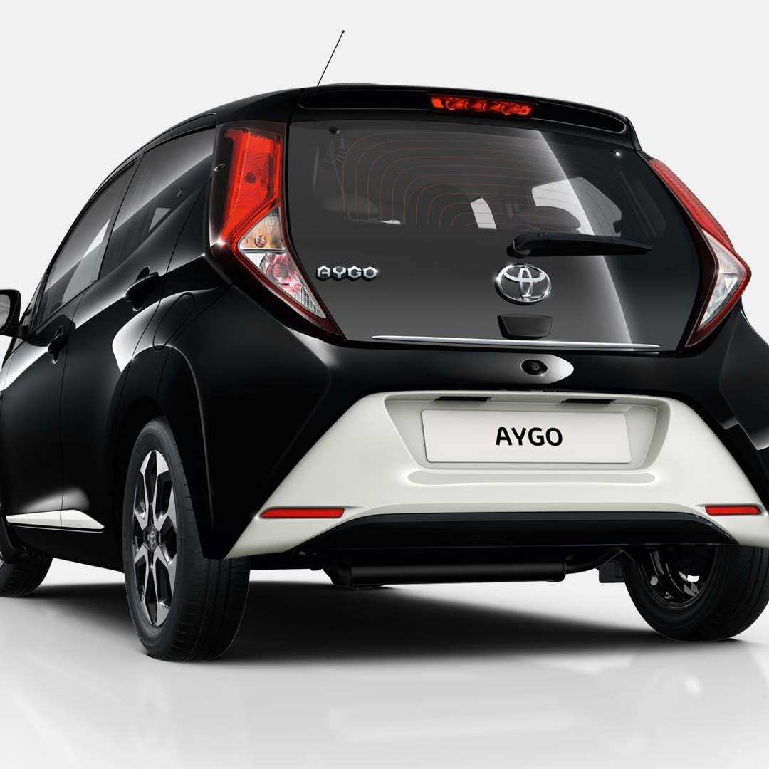 Toyota Aygo 9 - Cars Iceland