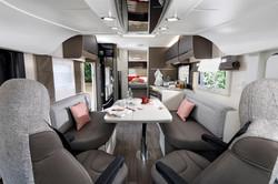 Motorhome Luxus - Campervan Norway