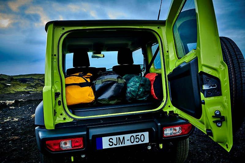 Suzuki Jimny 2019 11 - Cars Iceland