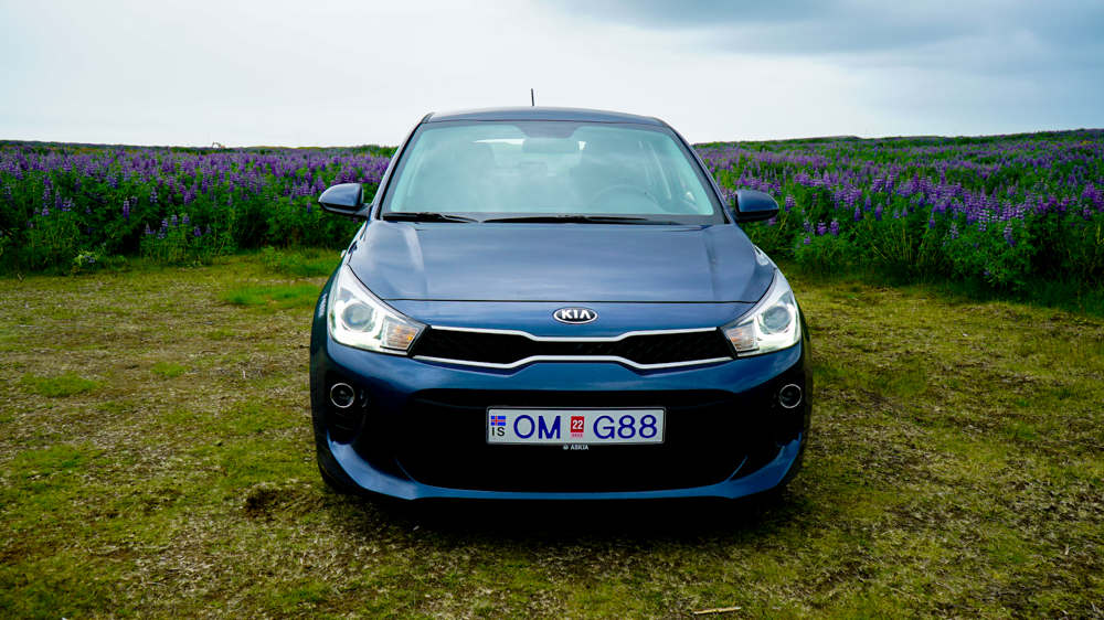 Kia Rio / Toyota Yaris 2 - Cars Iceland