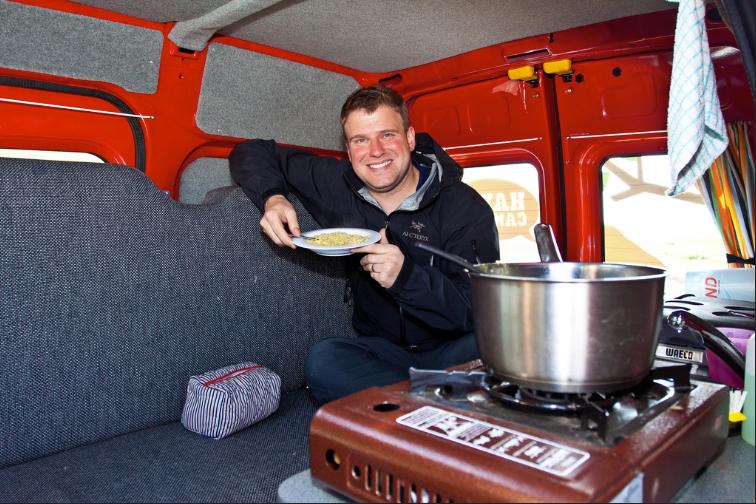 Alquiler Camper Islandia