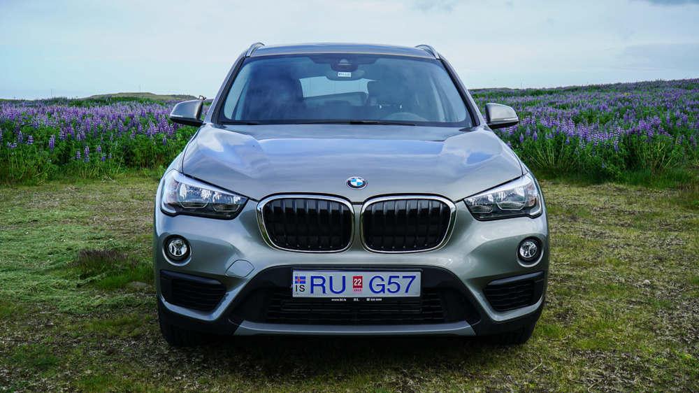 BMW X1 2019 1 - Cars Iceland