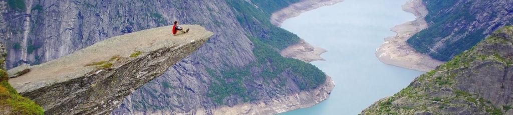 Camper Norway - Campervan Norway - Motorhome Rental in Norway