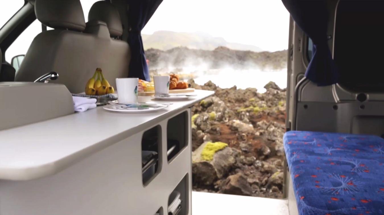 Islanda in Camper a Noleggio