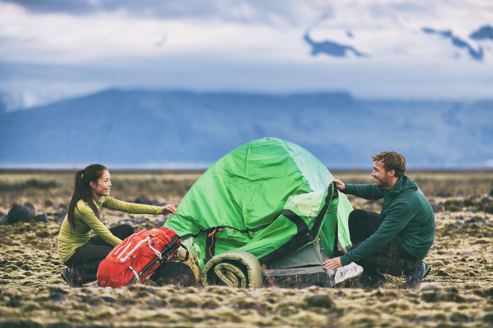 Camping Iceland - Wild Camping