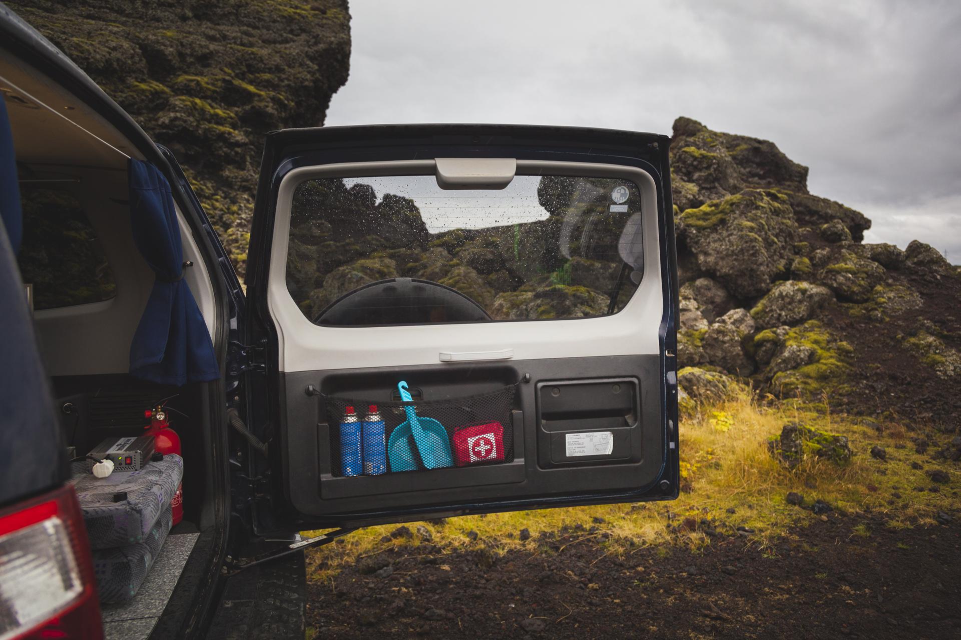 Camper Iceland - Campervan Iceland