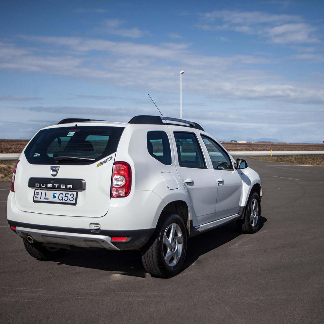 Dacia Duster 2019 5 - Cars Iceland