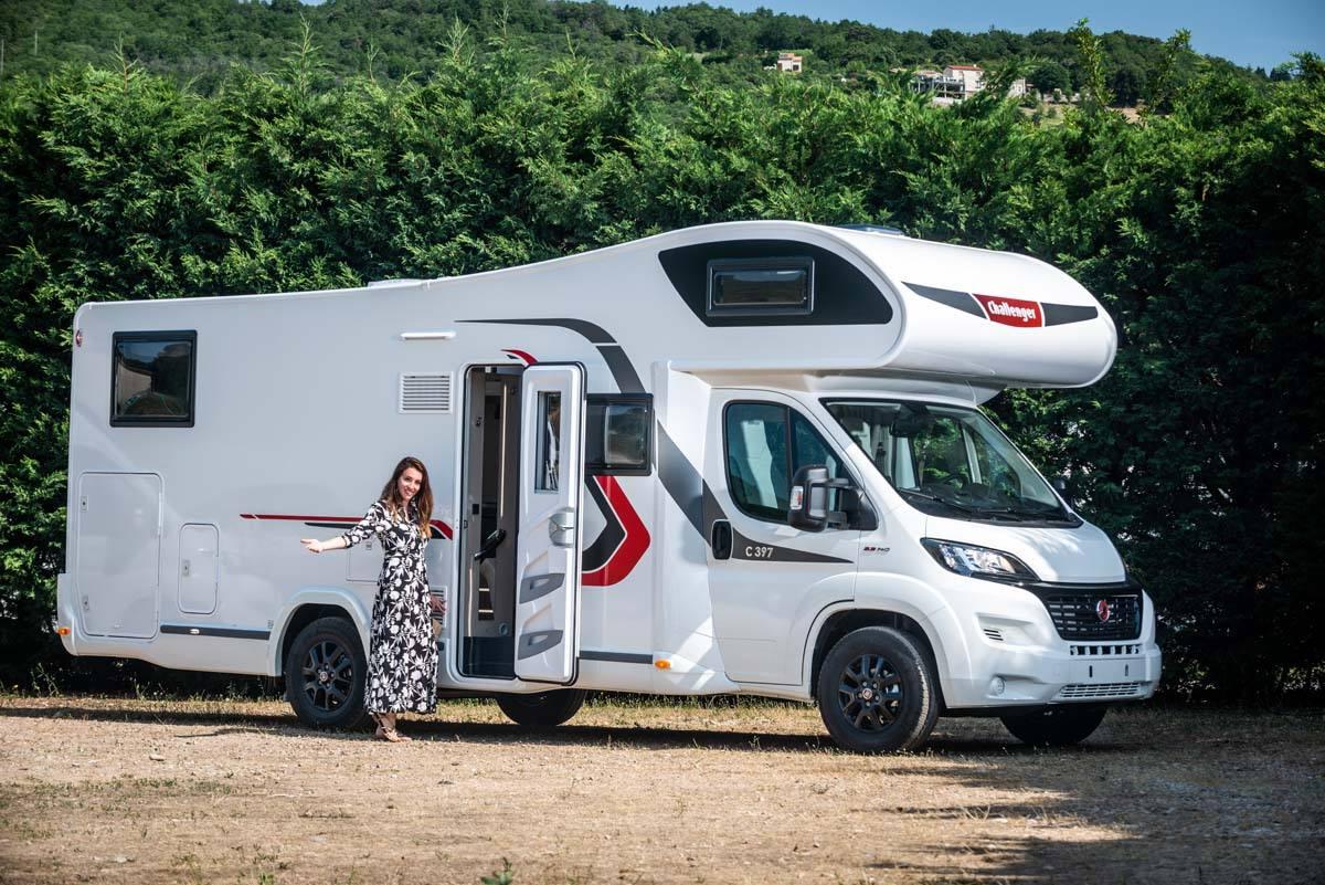 Motorhome 5 - Norway Camper Van