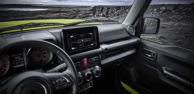 Suzuki Jimny 2019 3 - Cars Iceland
