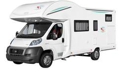 Motorhome Luxus Campervan Iceland