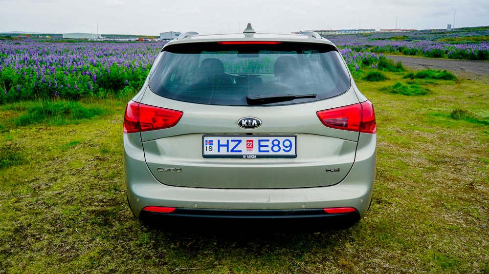 Kia Ceed Sportswagon 3 - Cars Iceland