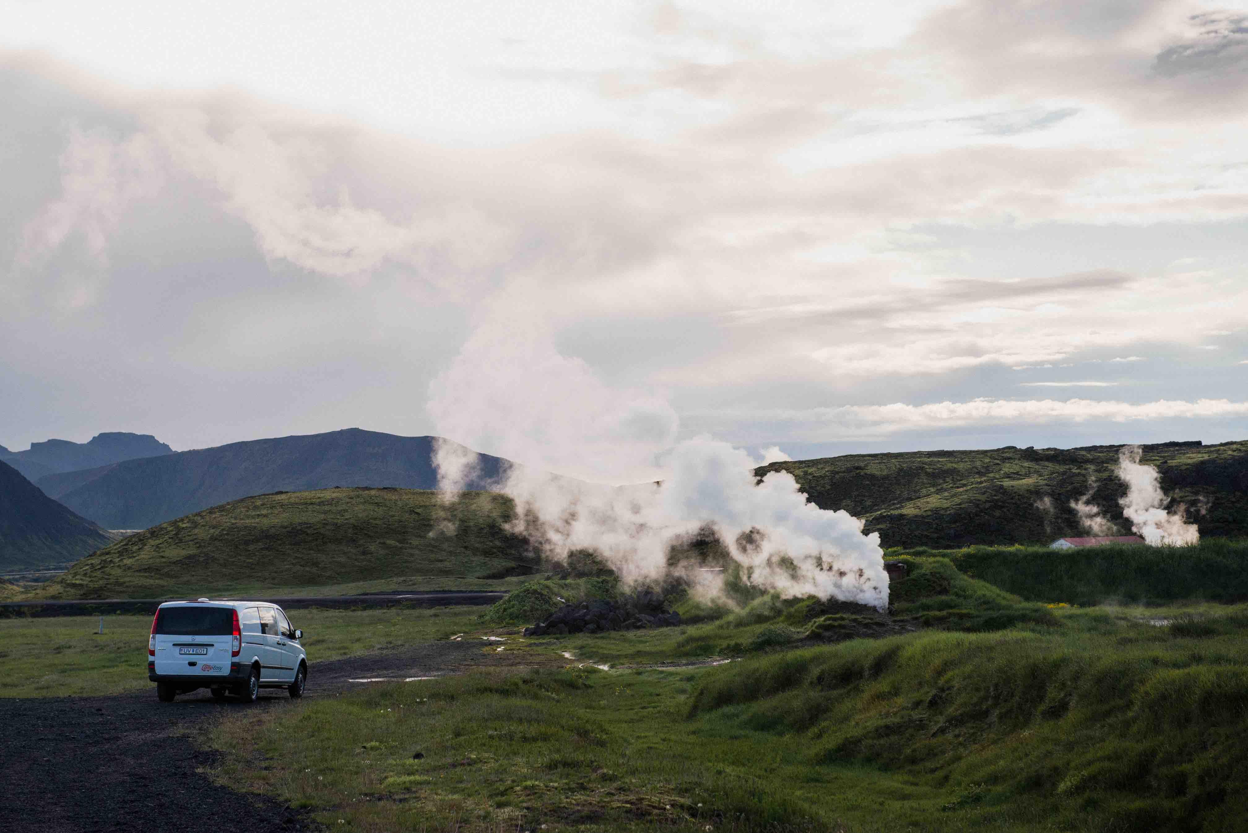 Campervan Iceland - Camper Iceland