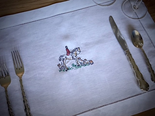 The Hunt Placemat Collection
