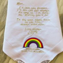 Bridal Handkerchief