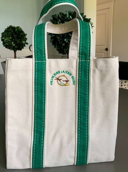 Princess Anne Hunt Wine Tote