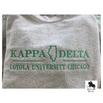 Kappa Delta Loyola University Chicago Woolly Threads