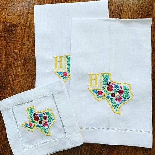 Oaxaca Texas Guest Towel