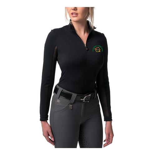Classic Kastel Denmark Ladies Sun Shirt - Black