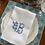 Thumbnail: Chantilly Bird Dinner Napkin