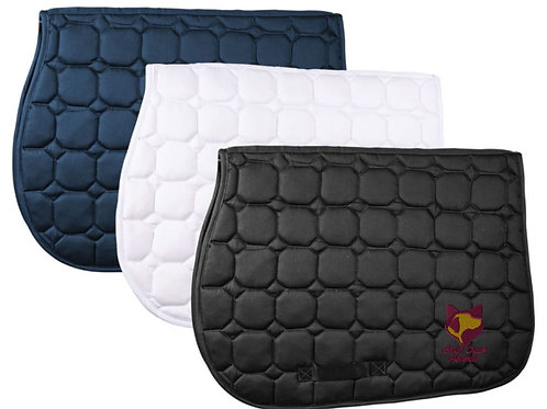 Briar Creek Hounds All-Purpose Quilted Saddle Pad