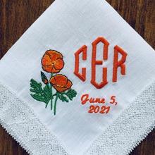Wedding Party Handkerchief
