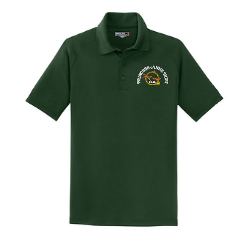 "Men's ""Princess Anne Hunt"" Green Polo"