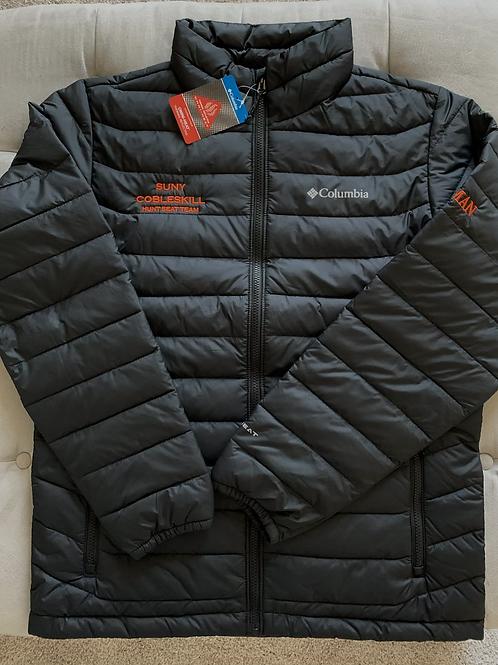 SUNY Cobleskill Hunt Seat  Men's Columbia Powder Lite Jacket