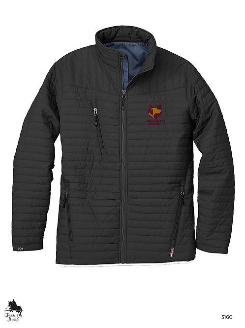 Briar Creek Hounds Men's ECO-INSULATED QUILTED JACKET