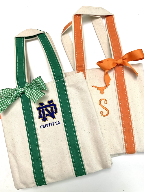 Game Day Wine Tote