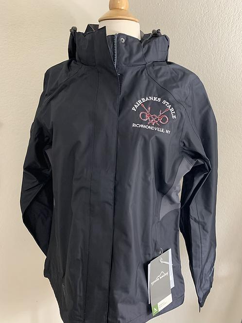 Fairbanks Stable Ladies Rain Jacket