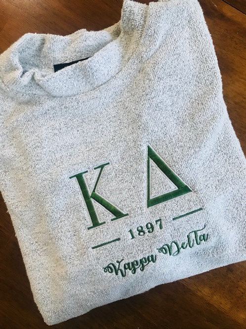 Kappa Delta Woolly Threads Pullover