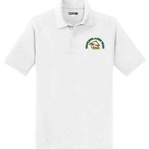 Men's White Princess Anne Hunt Dry Zone® Raglan Polo