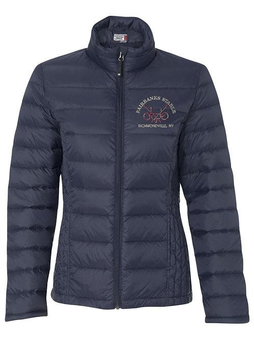 Fairbanks Stable Ladies Puffy Jacket