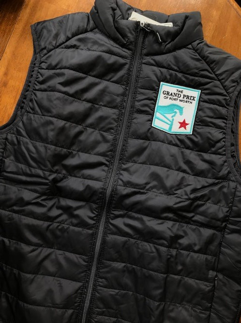 Grand Prix of Fort Worth Men's Puffy Vest
