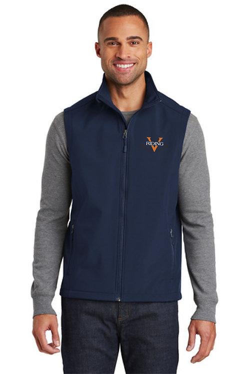 UVA Riding Team Port Authority® Men's Core Soft Shell Vest