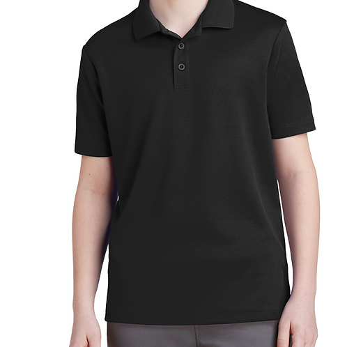 OHF / HSS Boy's Performance Polo