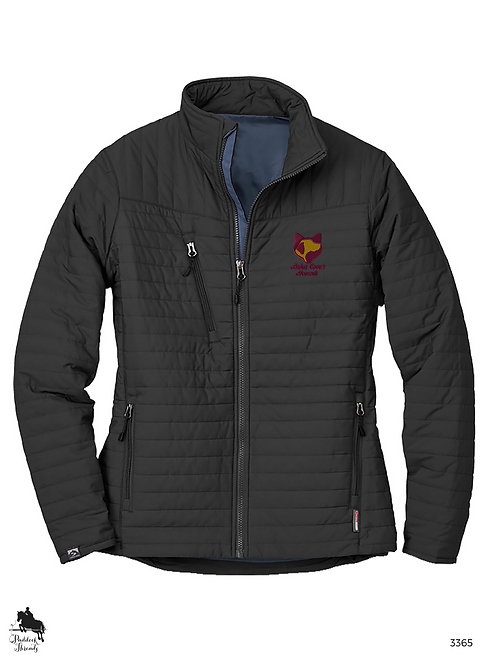 Briar Creek Hounds Women's Eco-Insulated Quilted Jacket