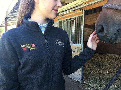 OHF / HSS Ladies' Sweater Fleece Full-Zip Jacket