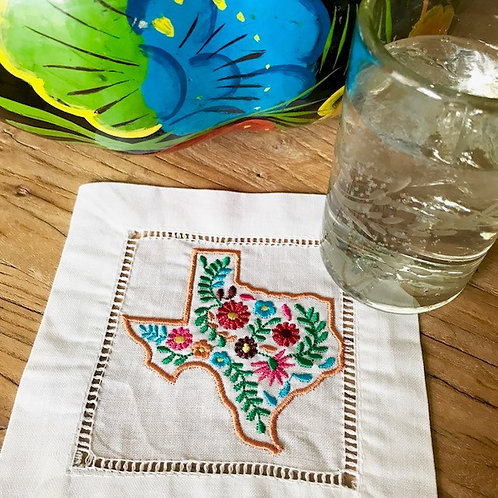 Oaxacan Texas Cocktail Napkins