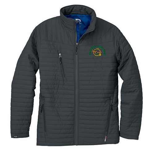 Princess Anne Hunt Men's ECO-INSULATED QUILTED JACKET
