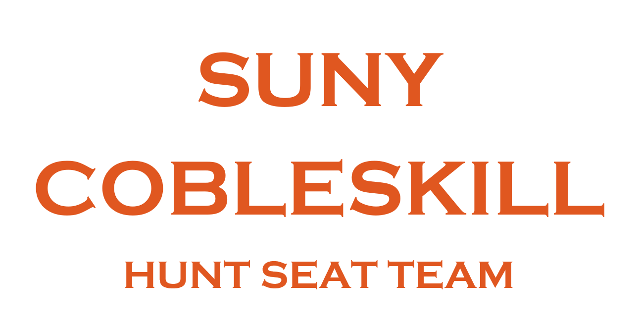SUNY Cobleskill Hunt Seat Team