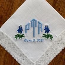 Bridal Party Handkerchief