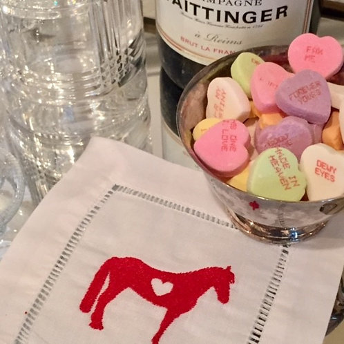 Pony Love Cocktail Napkins