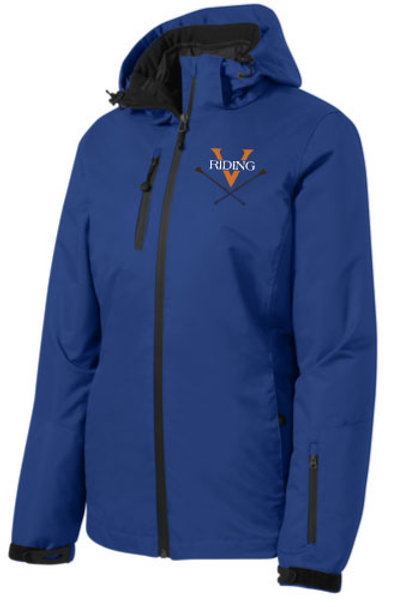 UVA  Riding Team Port Authority® Ladies Vortex Waterproof 3-in-1 Jacket